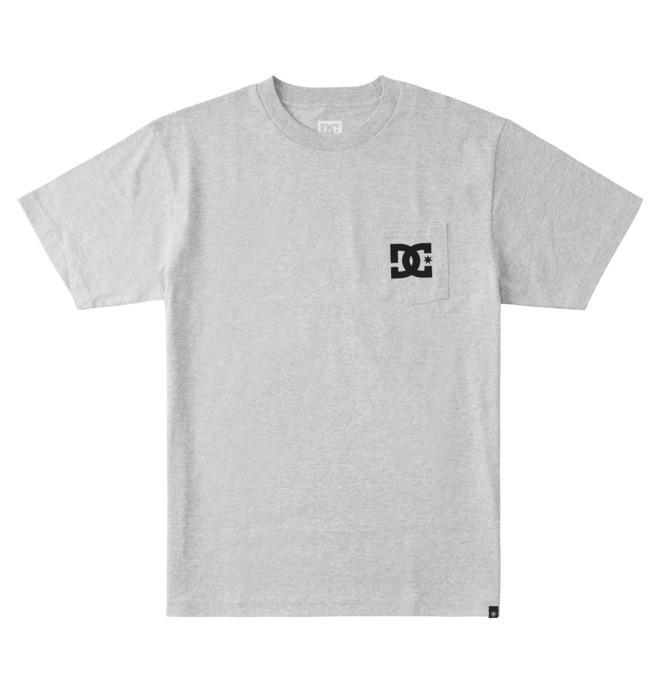 Star Pocket - Short Sleeve Pocket T-Shirt for Men  ADYZT04888