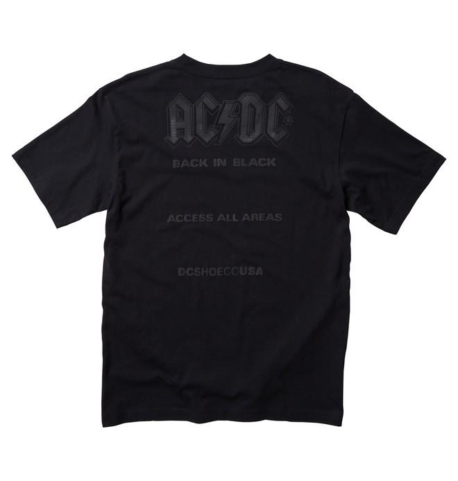 AC/DC Back In Black - T-Shirt for Men  ADYZT04976