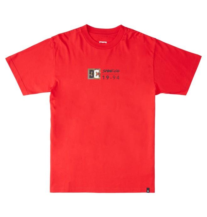 DC Split Star - T-Shirt for Men  ADYZT04994