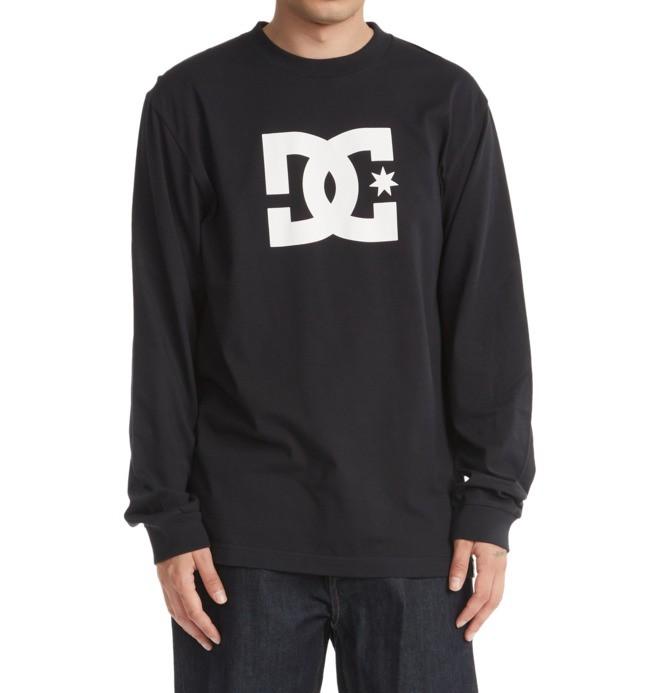 DC Star - Long Sleeve T-Shirt for Men  ADYZT04995