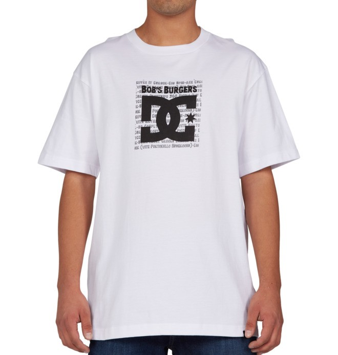 DC x Bobs Burgers Box - T-Shirt for Men  ADYZT05060
