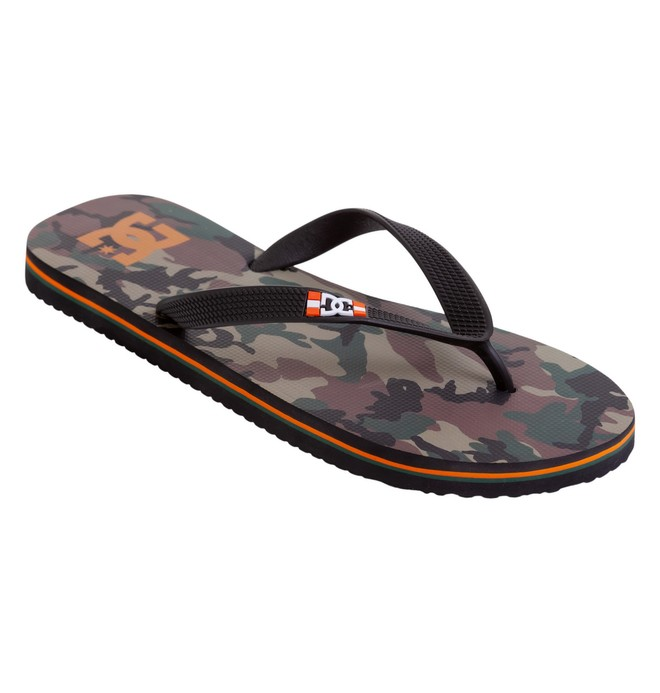 DC SANDALS SPRAY GRAFFIK  BR303276L