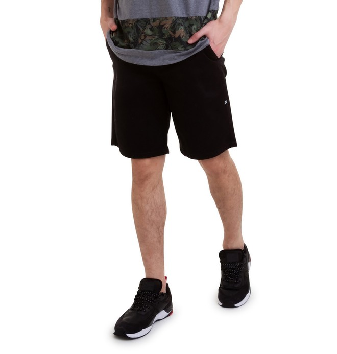 0 Bermuda Walkshort Worker DC Shoes Preto BR60021579 DC Shoes