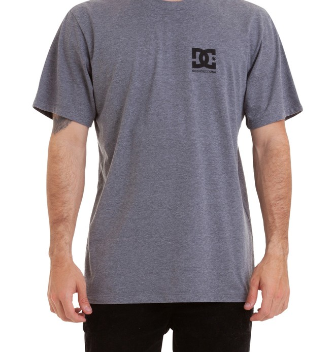 0 Camiseta Basic Star DC Shoes  BR61114793M DC Shoes