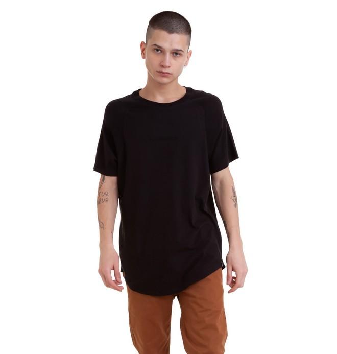 0 Camiseta DCSHOECO DC Shoes Preto BR61143052 DC Shoes