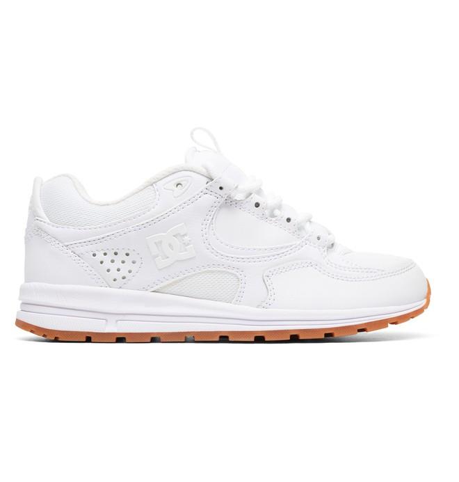 0 Tênis Feminino Kalis Lite DC Shoes Branco BRADJS100081 DC Shoes