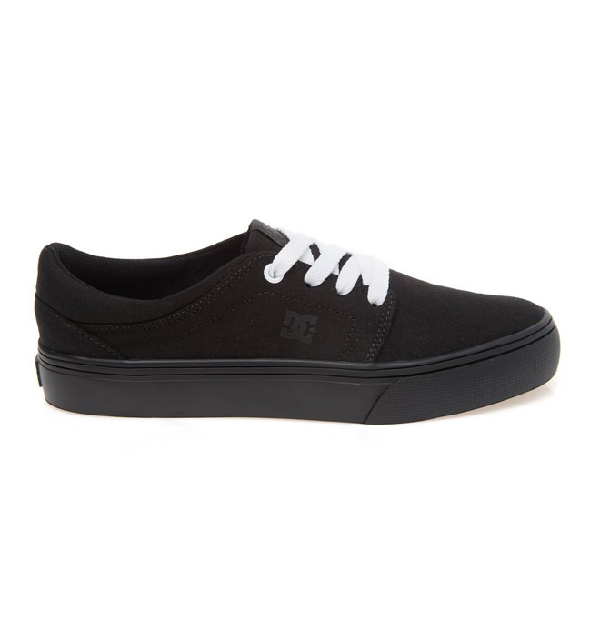 0 DC SHOES TRASE TX W Preto BRADJS300078P DC Shoes