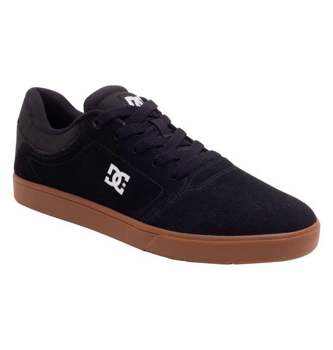 0 Tênis Crisis LA DC Shoes Preto BRADYS100029L DC Shoes