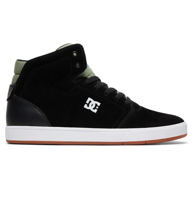 0 Tênis masculino Crisis High Preto BRADYS100032 DC Shoes