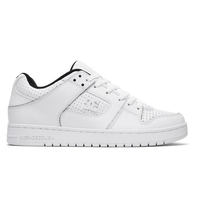 0 Tenis Masculino DC Shoes Manteca SE Branco BRADYS100314 DC Shoes