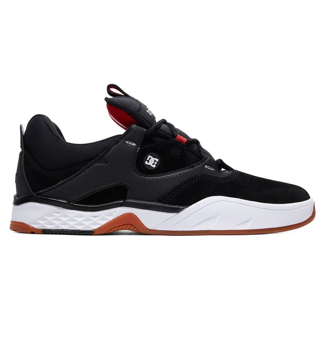 0 Tênis Kalis S DC Shoes Preto BRADYS100470 DC Shoes