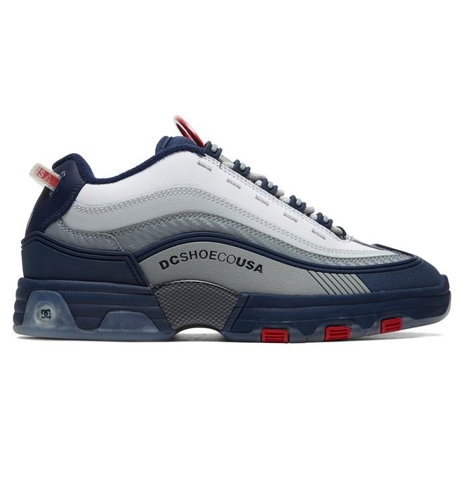 0 Tênis Legacy OG DC Shoes  BRADYS100476 DC Shoes