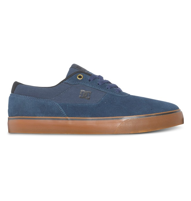 0 Tênis masculino Switch S M Azul BRADYS300104 DC Shoes