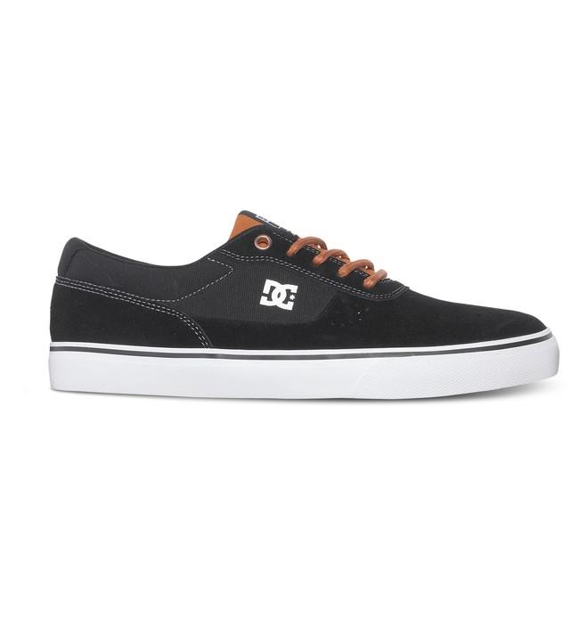 0 Tênis masculino Switch S M Marrom BRADYS300104 DC Shoes