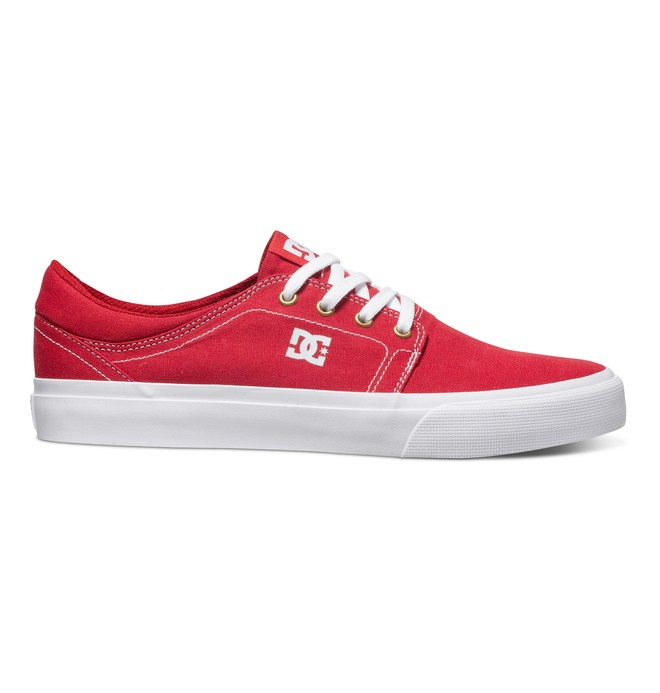 0 Tênis masculino Trase TX Vermelho BRADYS300126 DC Shoes