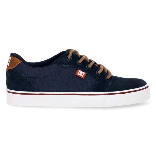 0 Tênis masculino Anvil Marrom BRADYS300200 DC Shoes