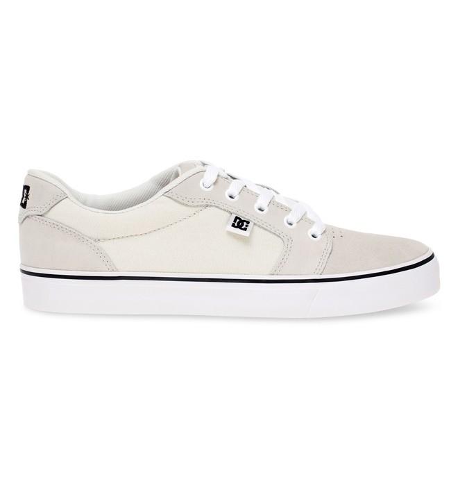 0 Tênis masculino Anvil Branco BRADYS300200 DC Shoes