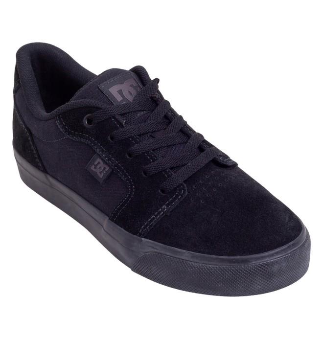 0 Tênis Anvil LA DC Shoes Preto BRADYS300200R DC Shoes