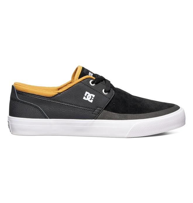 0 Tênis masculino Wes Kremer 2 S Preto BRADYS300241L DC Shoes