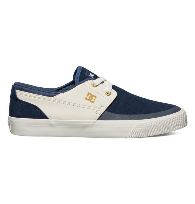 0 Tênis masculino Wes Kremer 2 S Azul BRADYS300241L DC Shoes