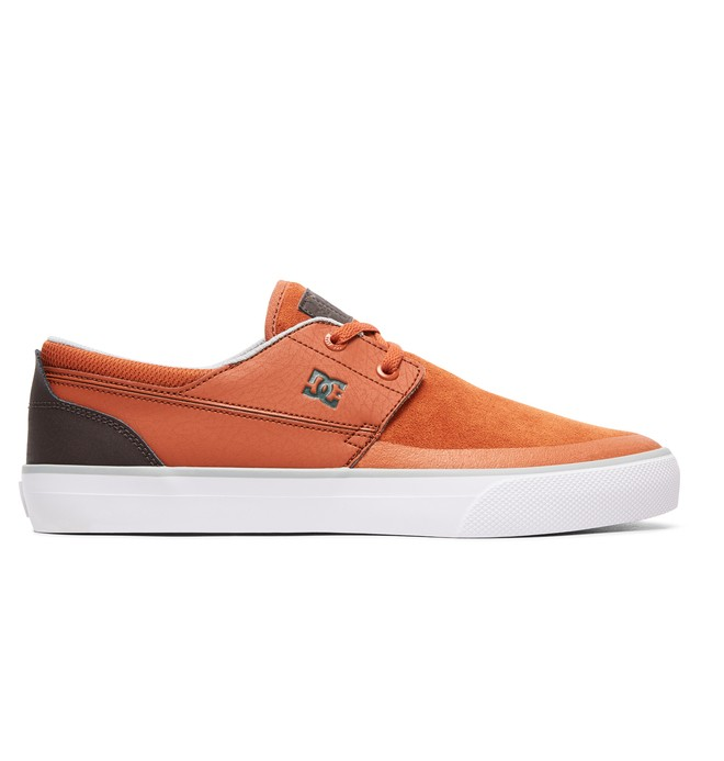 0 Tênis Wes Kremer 2 S DC Shoes  BRADYS300241R DC Shoes