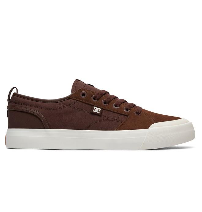 0 Tenis Masculino DC Shoes Evan Smith Marrom BRADYS300286 DC Shoes