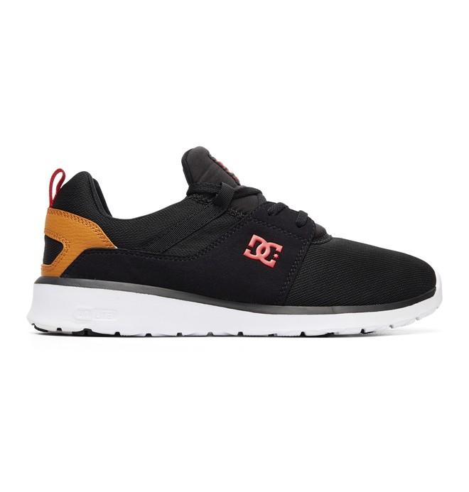 0 Tênis Heathrow M DC Shoes Marrom BRADYS700071 DC Shoes