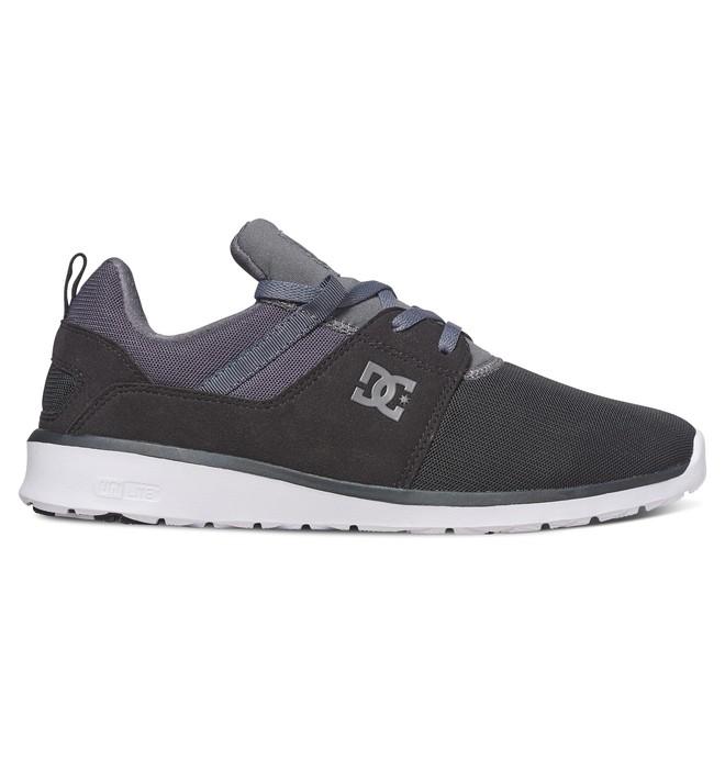 0 Tênis Heathrow M DC Shoes Preto BRADYS700071 DC Shoes