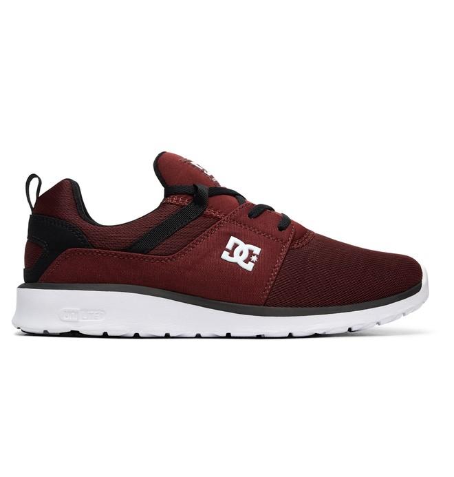 0 Tênis Heathrow M DC Shoes Vermelho BRADYS700071 DC Shoes