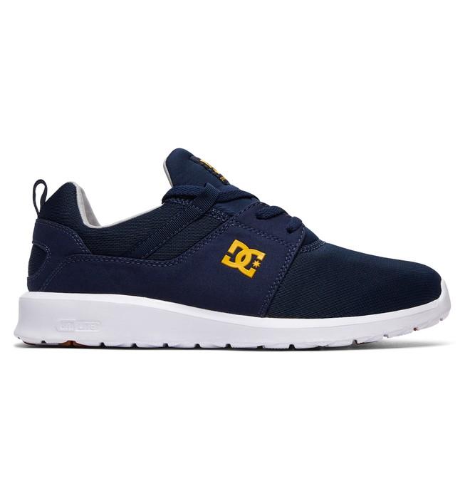 0 Tênis Heathrow M DC Shoes Azul BRADYS700071 DC Shoes