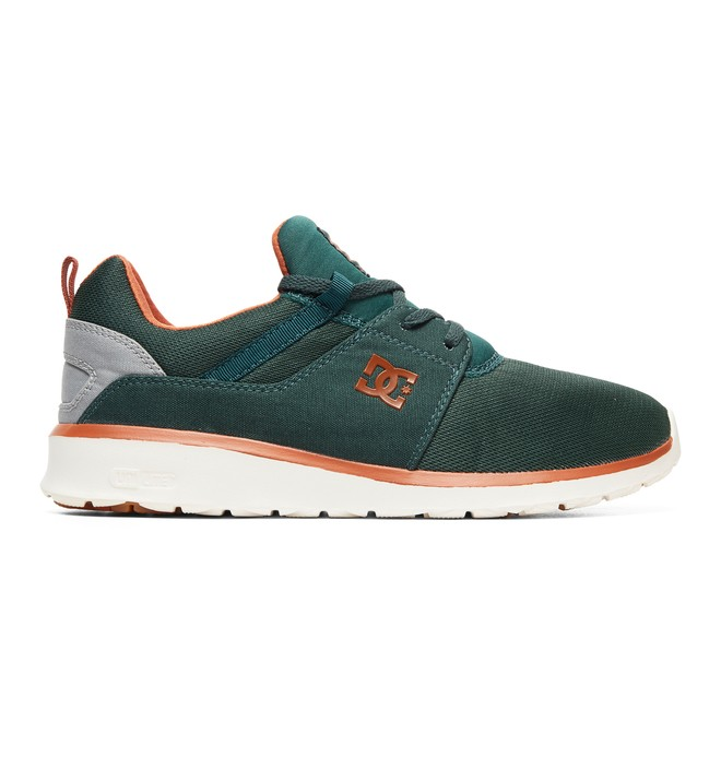 0 Tênis Heathrow M DC Shoes Verde BRADYS700071 DC Shoes