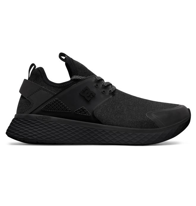 0 Tenis Masculino DC Shoes Meridian Prestige Preto BRADYS700139 DC Shoes