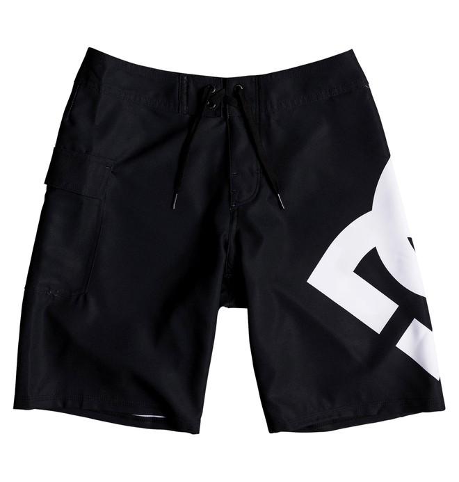 """0 Lanai 17"""" - Boardshorts für Jungen 8-16 Schwarz EDBBS03029 DC Shoes"""