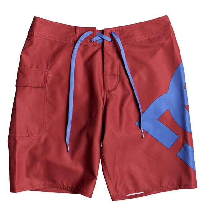 "0 Lanai 17"" - Boardshorts para Chicos 8-16 Rojo EDBBS03029 DC Shoes"