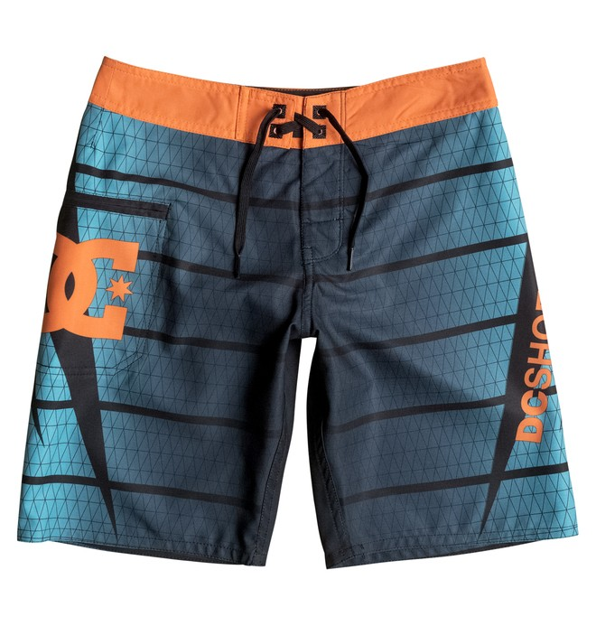 "0 Harrise 17"" - Board Shorts  EDBBS03030 DC Shoes"