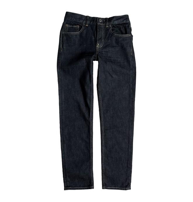 0 Worker Straight Fit - Jeans Blue EDBDP03023 DC Shoes
