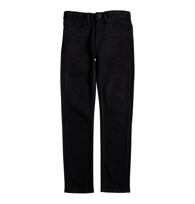 0 Worker - Jean slim pour Garçon 8-16 ans Noir EDBDP03045 DC Shoes