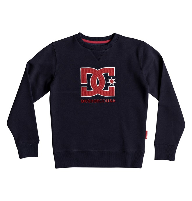 0 Glenridge - Sweatshirt für Jungen 8-16  EDBFT03137 DC Shoes