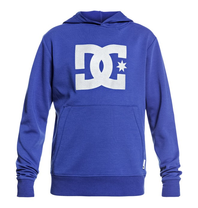 0 Boy's 8-16 Snowstar Technical Hoodie Purple EDBFT03144 DC Shoes