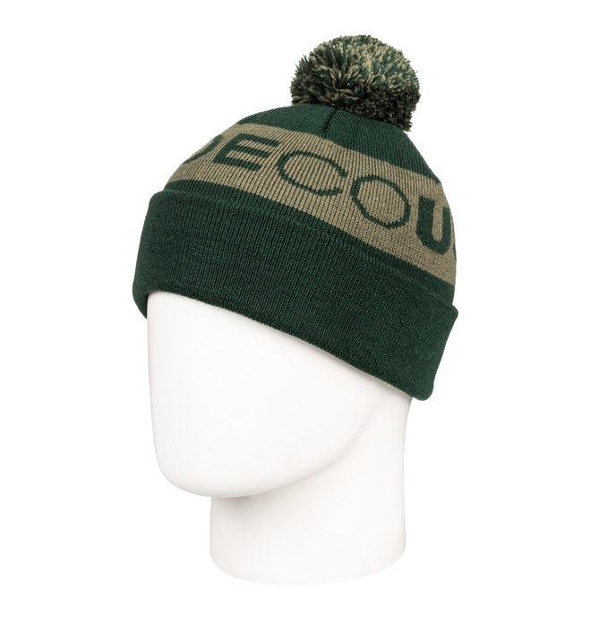 0 Chester - Gorro para Chicos 8-16 Verde EDBHA03023 DC Shoes