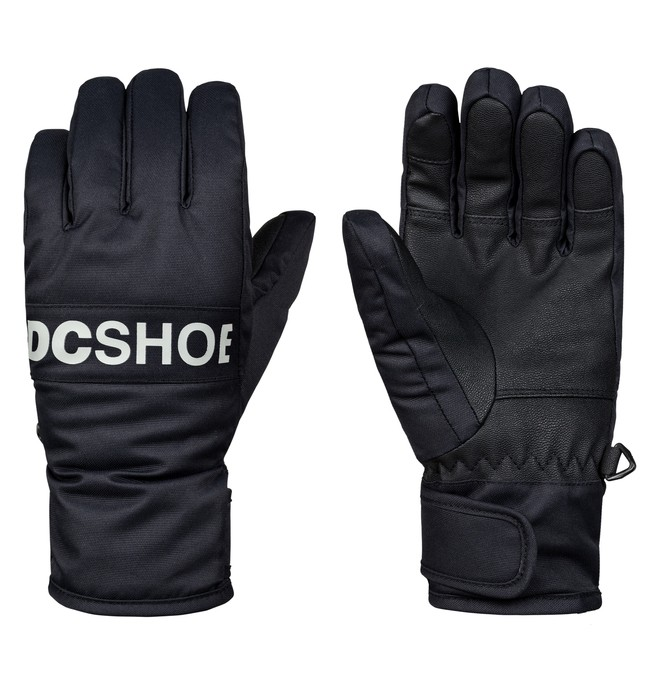 0 Boy's 8-16 Franchise Snowboard/Ski Gloves  EDBHN03008 DC Shoes