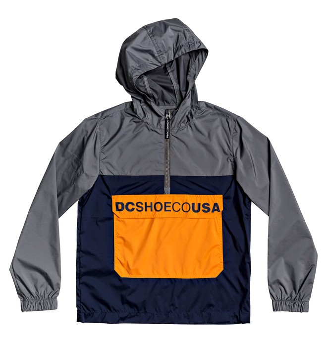0 Sedgefield Water-Resistant Hooded Anorak  EDBJK03047 DC Shoes