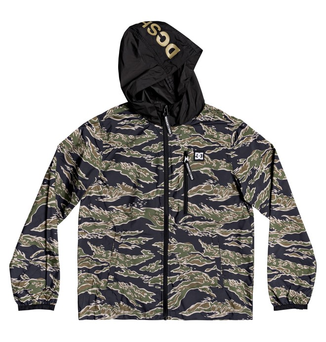 Dagup - Packable Water-Resistant Windbreaker for Boys 8-16  EDBJK03054