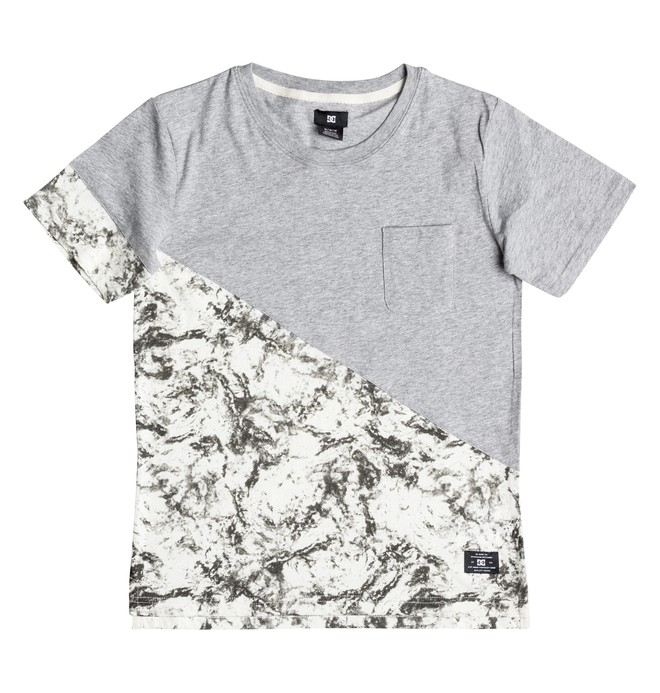 0 Bloomington - T-shirt met Borstzak White EDBKT03075 DC Shoes