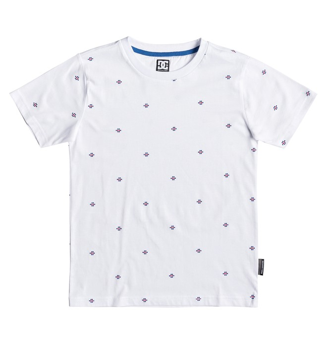 0 Cresdee - Camiseta para Chicos 8-16 Blanco EDBKT03109 DC Shoes