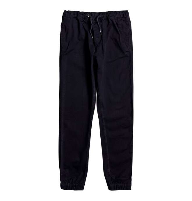 0 Blamedale - Chino Joggers for Boys 8-16  EDBNP03017 DC Shoes