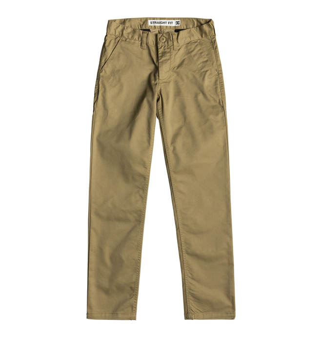 Worker - Chinos for Boys 8-16  EDBNP03022