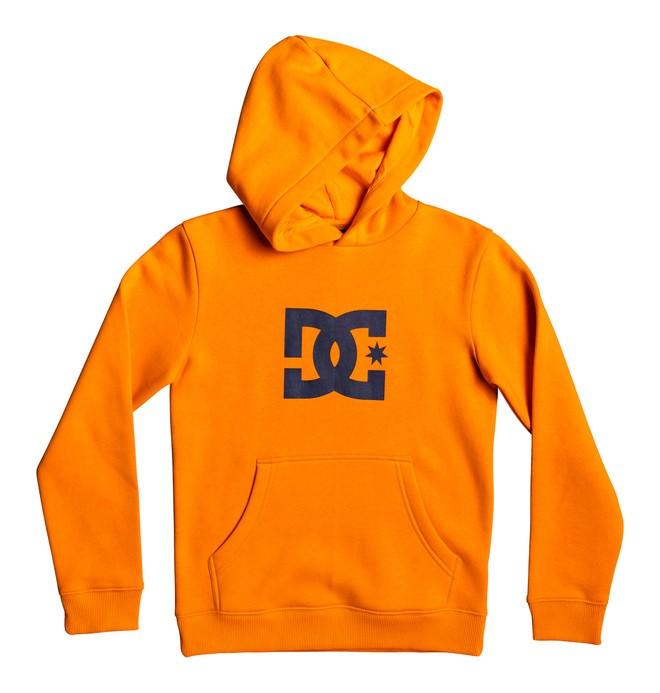 0 Star - Hoodie für Jungen 8-16 Orange EDBSF03087 DC Shoes