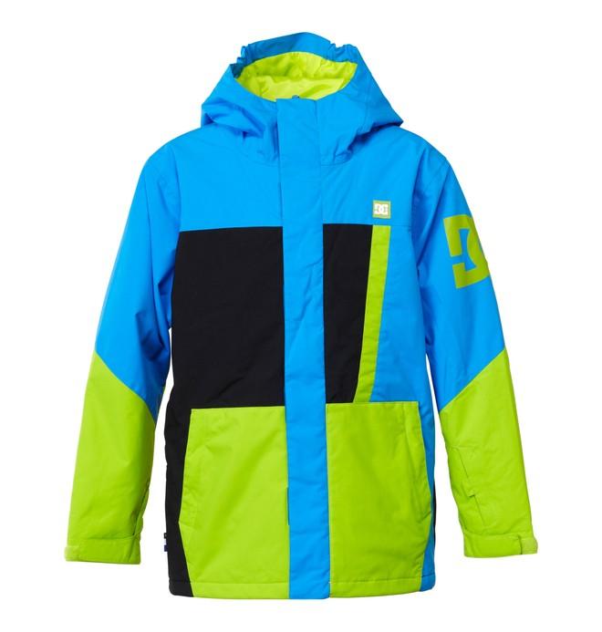 0 Boy's  Amo K 15 Snow Jacket  EDBTJ00007 DC Shoes