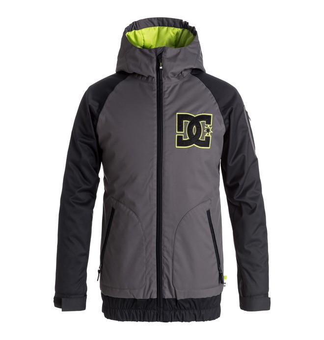 0 Troop - Snow Jacke für Jungen 8-16 Schwarz EDBTJ03019 DC Shoes